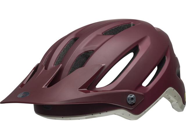 Bell 4Forty - Casco de bicicleta - marrón/rojo